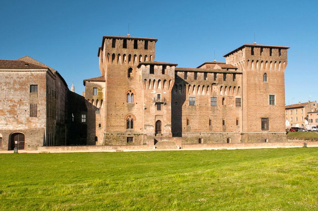 Mantova: palazzo ducale