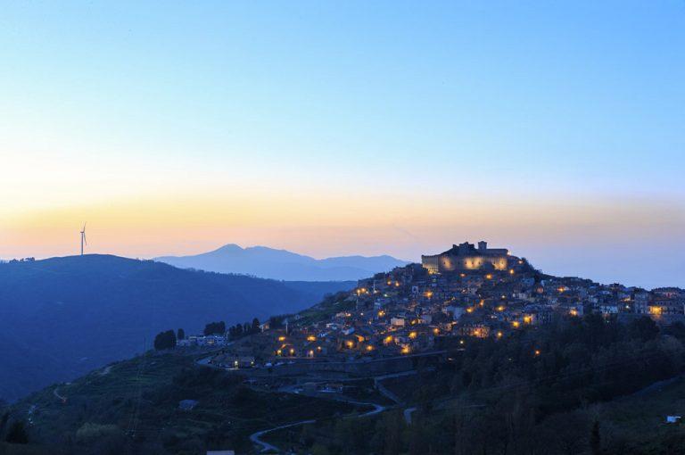 Montalbano Elicona: panorama