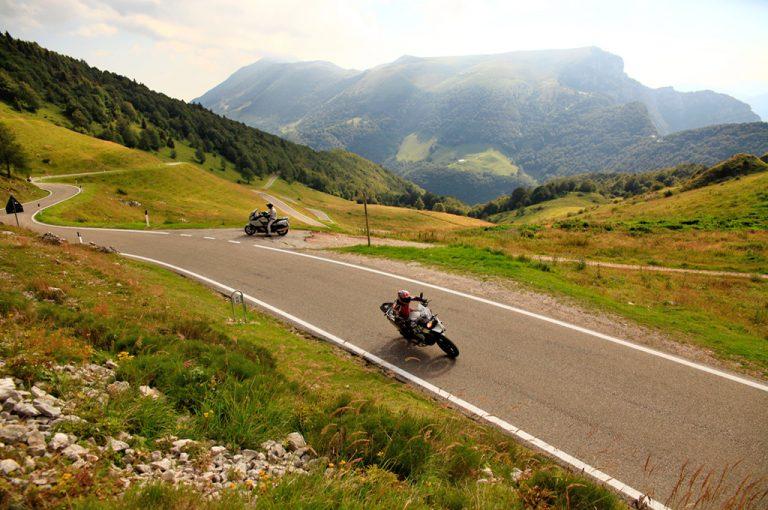 Monte Baldo moto