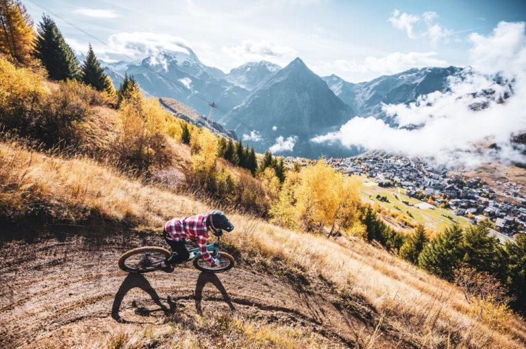 Les 2 Alpes: Mountain bike