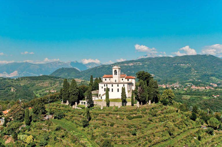 Panorama Santuario Montevecchia