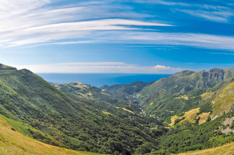 Parco Beigua: Monte Dente