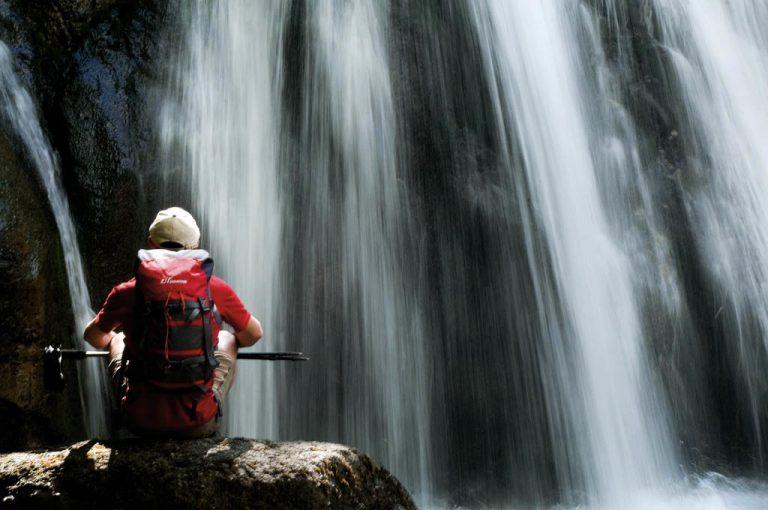 Parco Aveto: cascata