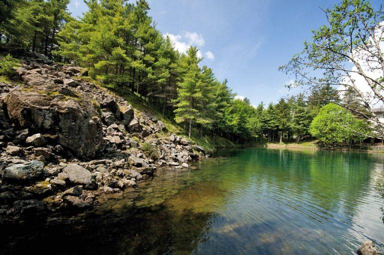 Parco Aveto: lago delle Lame