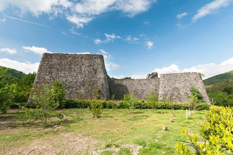Parco Aveto: castello