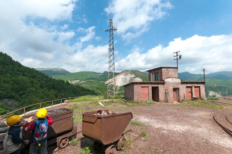 Parco Aveto: miniera