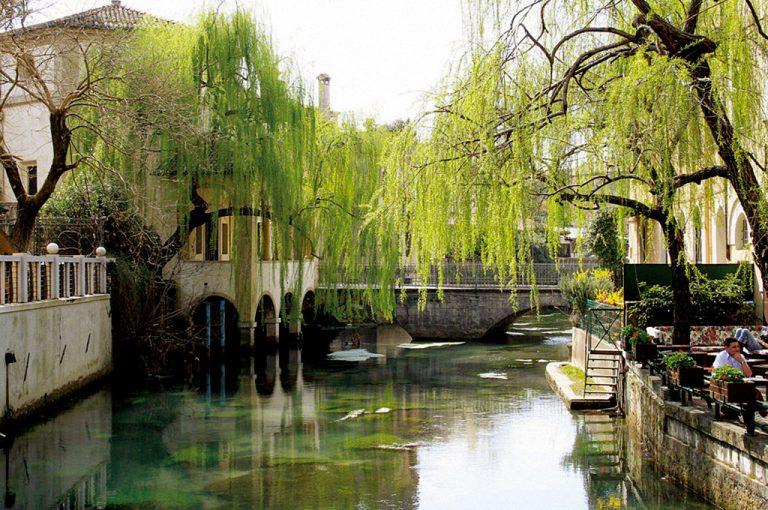 Passeggiata per Sacile: ponte Livenza