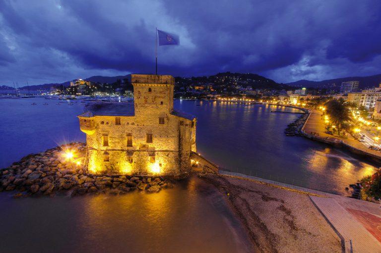Rapallo: castello