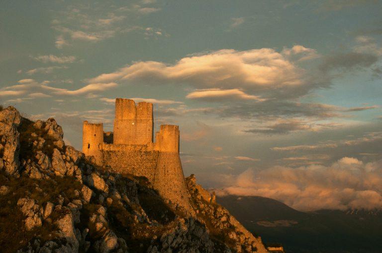 Rocca Calascio: la rocca