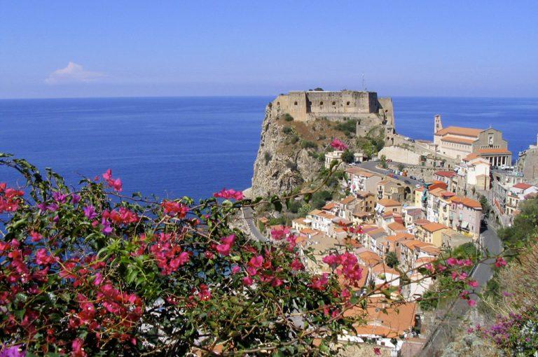 Scilla: castello Ruffo