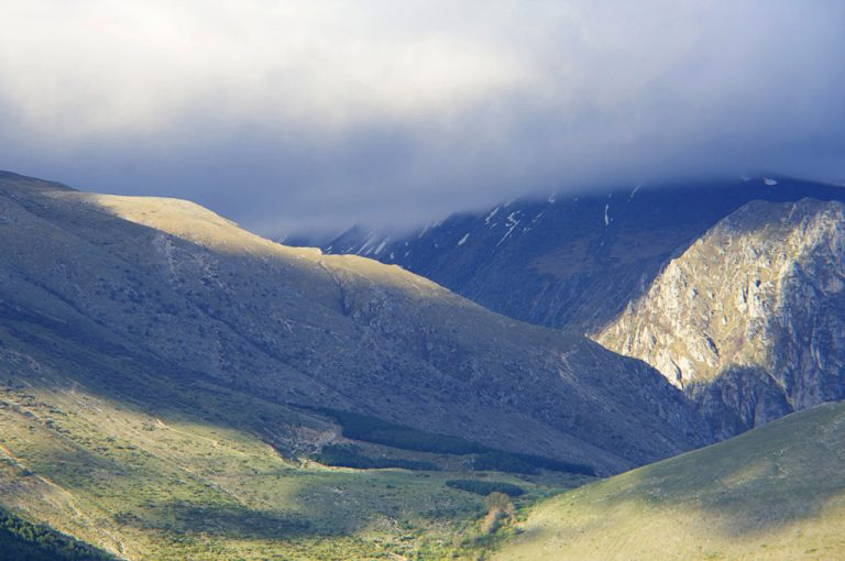 Scurcola Marsicana: montagne