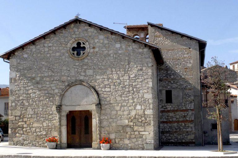 Scurcola Marsicana: chiesa