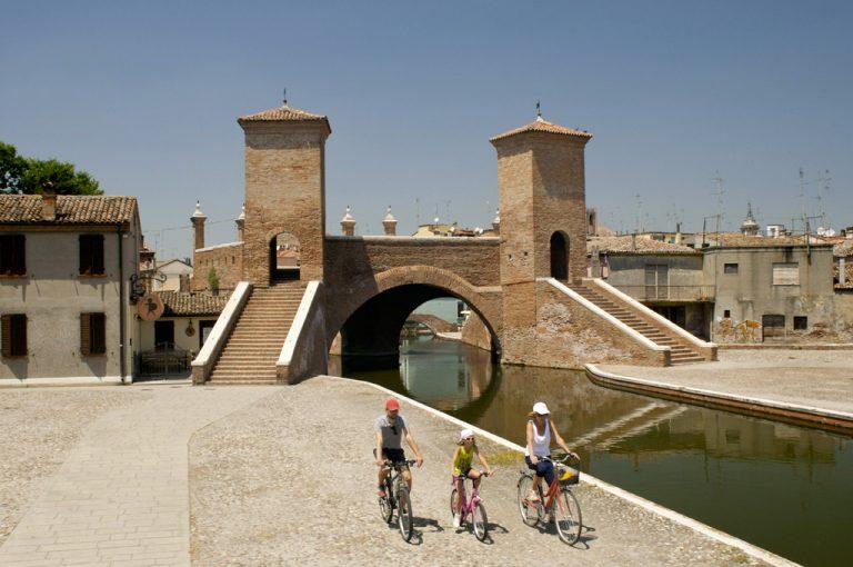 Comacchio: Trepponti