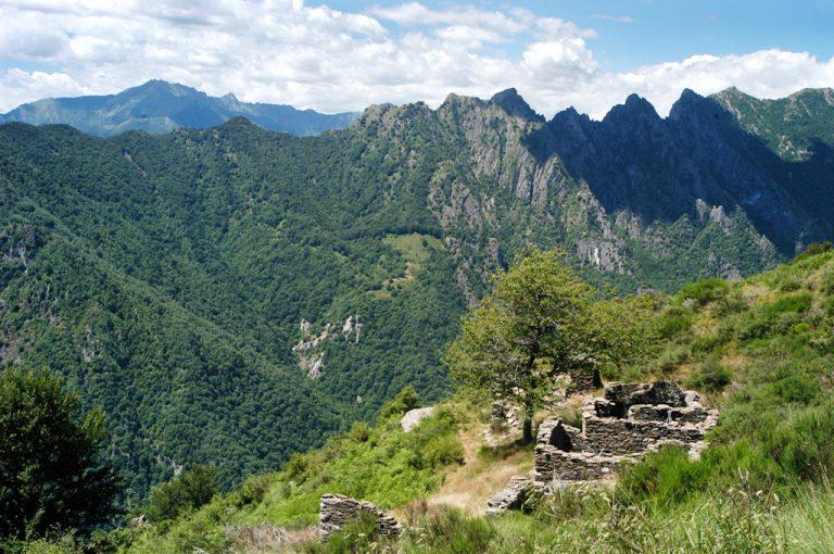 Trekking Val Grande: casere