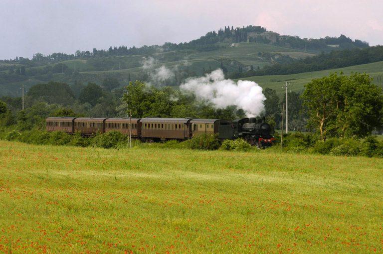Treno Natura Val d'Orcia