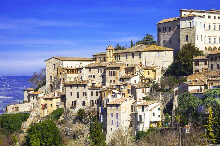 Todi: borgo