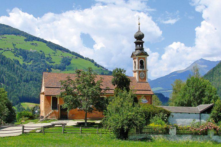 San Lorenzo di Sebato: chiesa