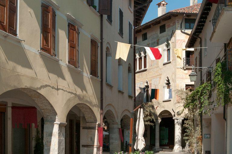 Spilimbergo: palazzo Monaco