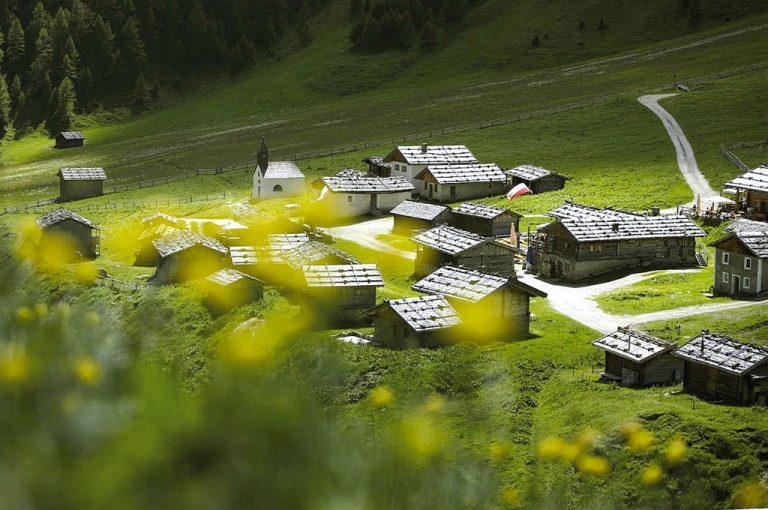 Val Pusteria: malga Fanes