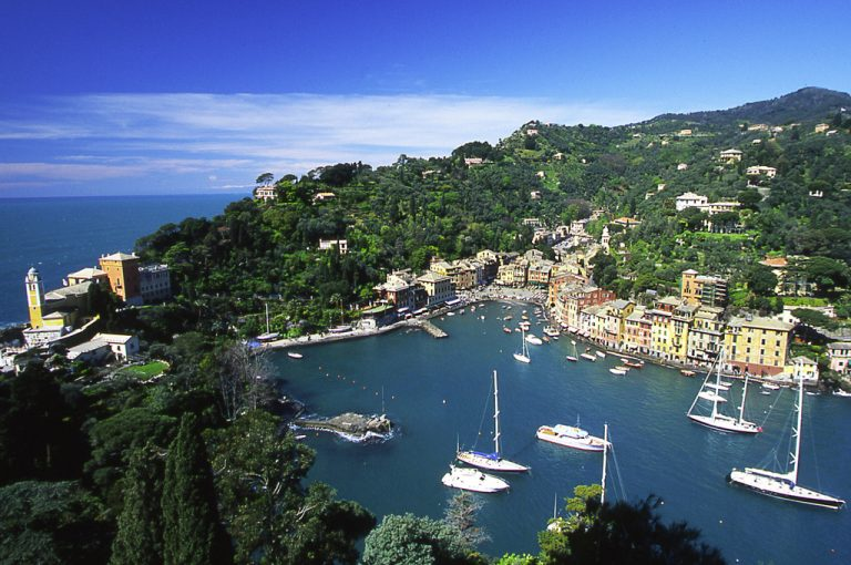 Valle dei Mulini: Portofino