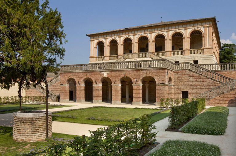 Villa dei Vescovi: giardini
