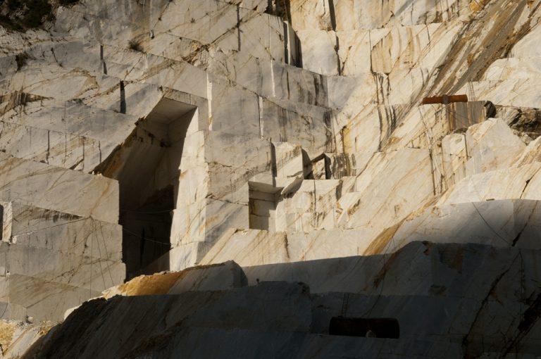 Carrara e le cave di marmo
