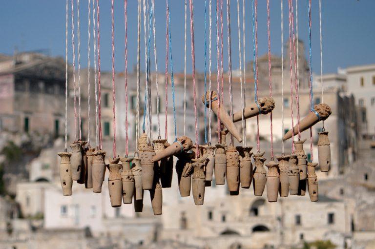 Weekend a Matera: fischietti