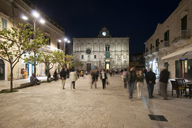 Weekend a Matera: palazzo Lanfranchi