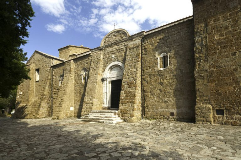 Sovana: Duomo