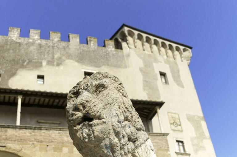 Pitigliano: palazzo orsini