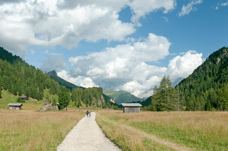 Weekend tra i giganti delle Dolomiti; val duron