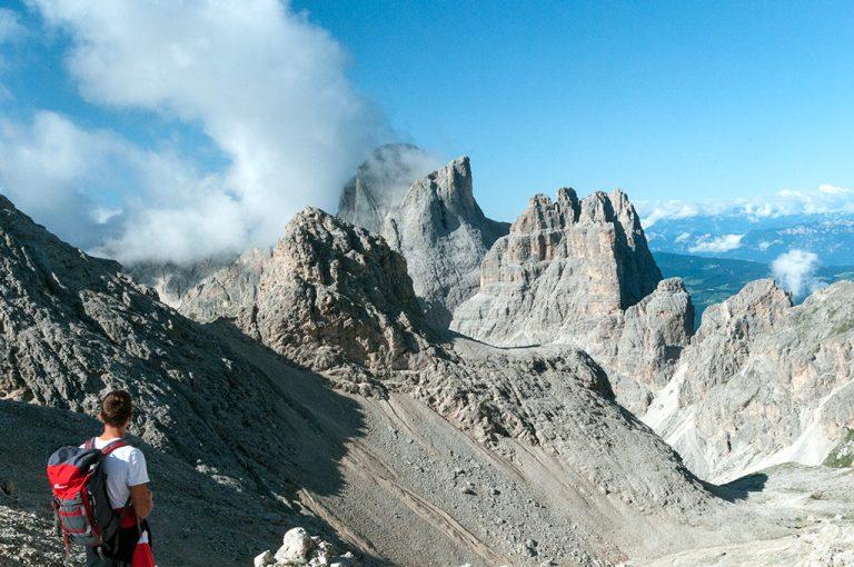 Weekend tra i giganti delle Dolomiti: torri del Vajolet