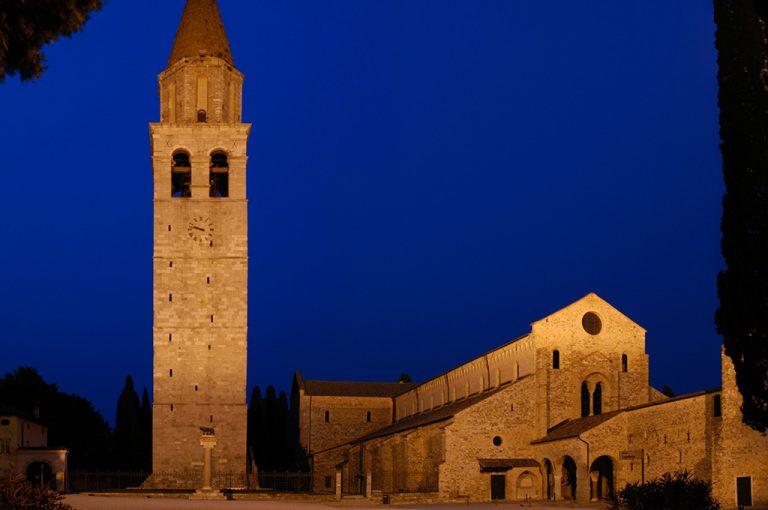 tra i tesori di Aquileia: basilica