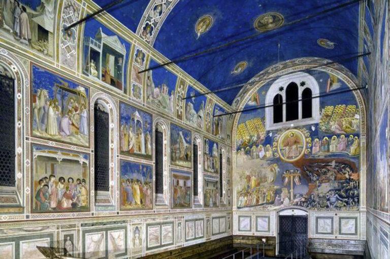 Cappella degli scrovegni: affresco