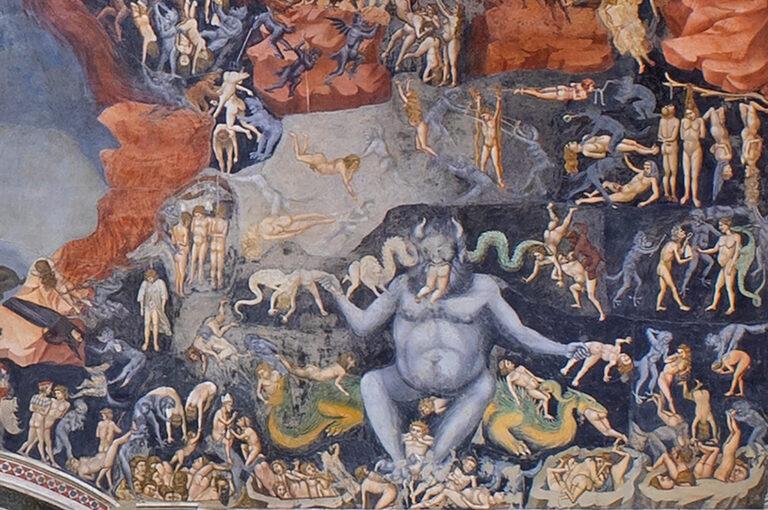 Cappella degli scrovegni: giudizio universale