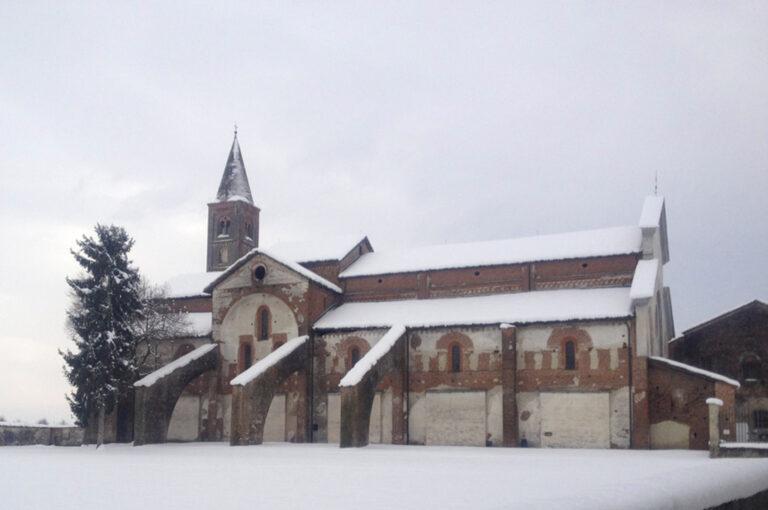 Abbazia staffarda: compelsso abbaziale