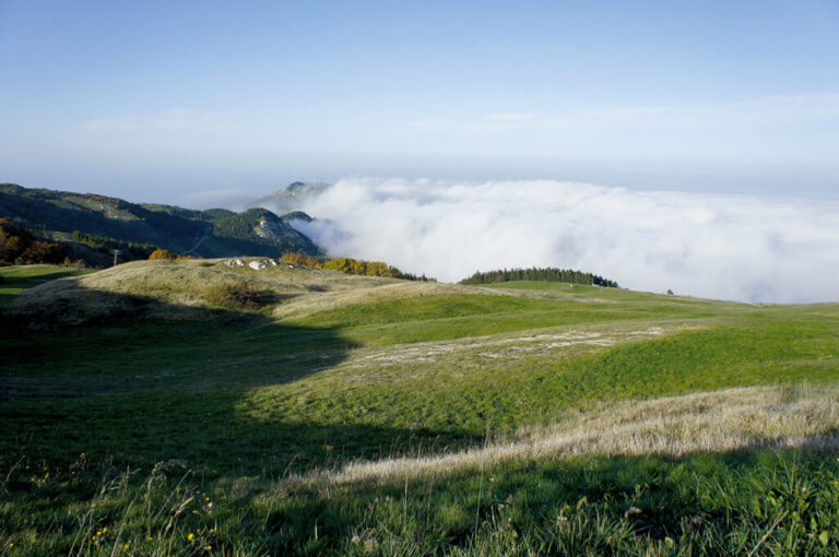 Alta via dei parchi: Monte Carpegna