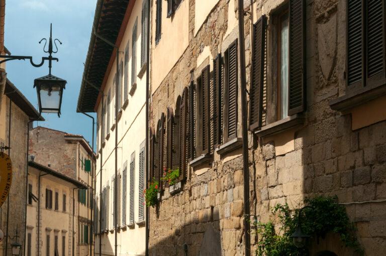 Arezzo: vicoli