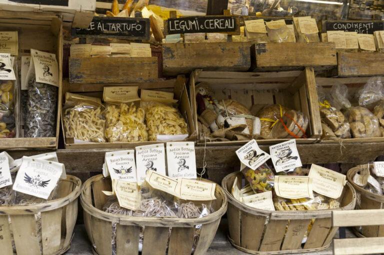 Arezzo: sapori tipici toscani