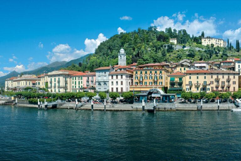 Battello lago di como: Bellagio