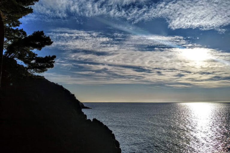 Ciclopedonale Levanto-Framura: Porto Pidocchio
