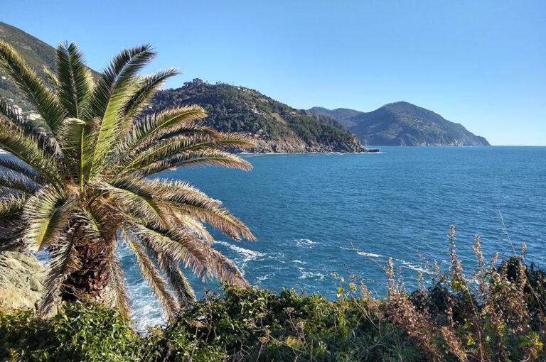 Ciclopedonale Levanto-Framura: golfo Bonassola