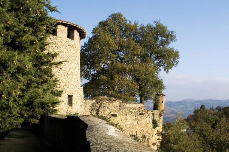 Rocca d'olgisio: la rocca