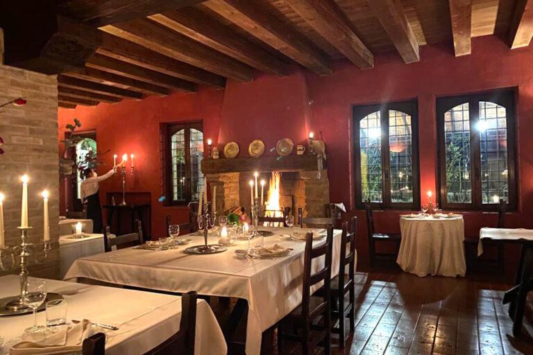 Un giorno al castello di gropparello: taverna medievale