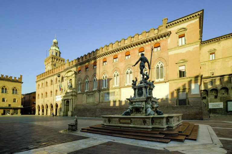 Weekend a bologna: palazzo d'Accursio