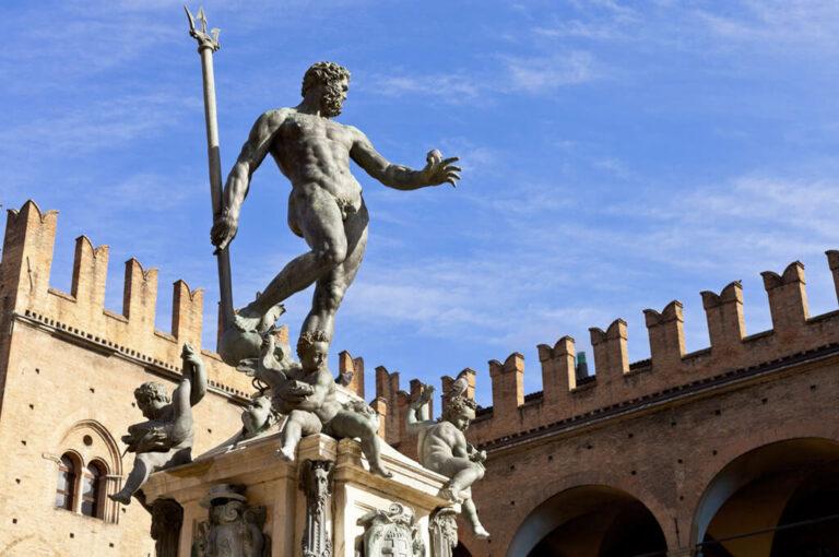 Weekend a bologna: fontana del Nettuno