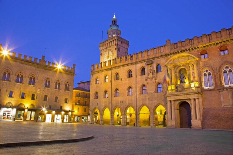 Weekend a bologna: piazza Maggiore