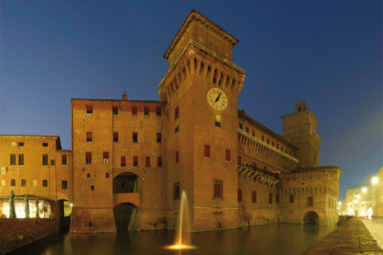 Weekend Ferrara: castello Estense