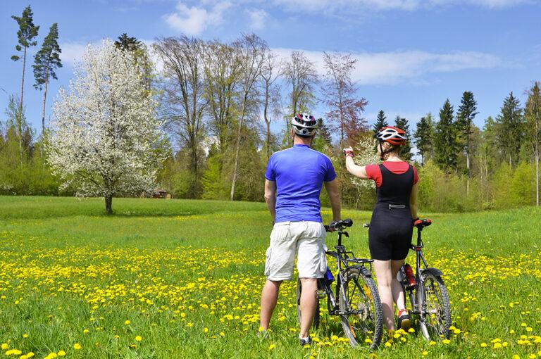 5 idee weekend in bici