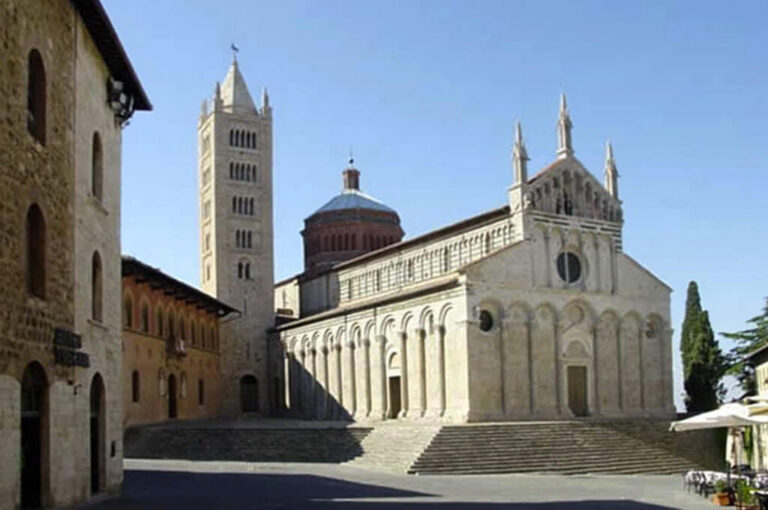 Massa marittima: Duomo